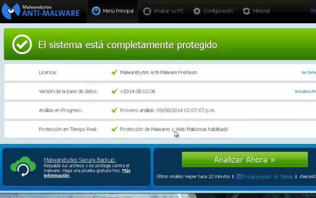 mejor antivirus para windows